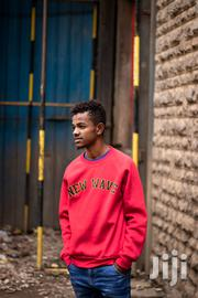 Rolis High Quality New Wave Sweatshirt(Red) | Clothing for sale in Nairobi, Nairobi Central