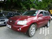 Toyota Kluger 2004 Red | Cars for sale in Nairobi, Woodley/Kenyatta Golf Course