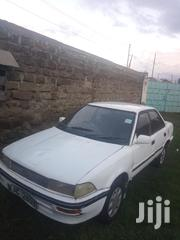 Toyota Corolla 1991 White | Cars for sale in Nakuru, Nakuru East