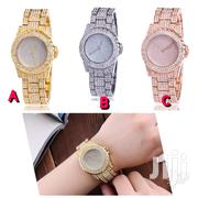 Iced Wrist Watches In Gold, Rose Gold N Silver | Watches for sale in Nairobi, Nairobi Central