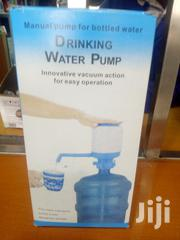 Manual Hand Held Water Bottle Pump   Manufacturing Materials & Tools for sale in Nairobi, Nairobi Central