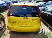 New Nissan Note 2012 1.4 Yellow | Cars for sale in Mombasa, Shimanzi/Ganjoni