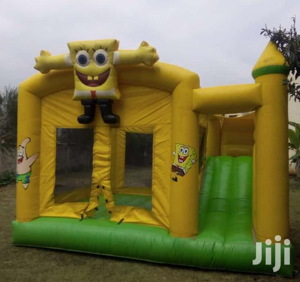 We Organize Birthday Parties Contact Us For Hiring Of Bouncing Castle