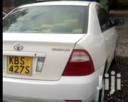 Toyota Corolla Sedan Automatic 2005 White | Cars for sale in Nakuru, Nakuru East