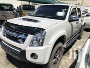 Isuzu D-MAX 2012 White | Cars for sale in Mombasa, Tudor