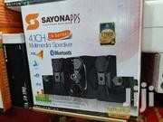 Sayona 4.1 SHT-1195BT With Usb/Aux/Fm/Bluetooth/17000watts | TV & DVD Equipment for sale in Nairobi, Nairobi Central