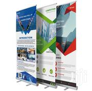 Excellent Roll Up Banner Printing   Other Services for sale in Nairobi, Nairobi Central