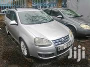 Volkswagen Golf 2008 Variant 2.0 Silver | Cars for sale in Nakuru, Nakuru East