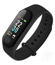Generic Y5 Wristband Heart Rate Blood Pressure Smart Watch - Black | Smart Watches & Trackers for sale in Nairobi, Karen