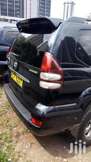 Toyota Land Cruiser Prado 2008 Black | Cars for sale in Mombasa, Tudor