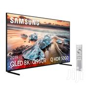 Samsung 55 Inch Flat Smart 4K QLED TV- 55Q70RA (2019 | TV & DVD Equipment for sale in Nairobi, Nairobi Central