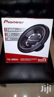 Pioneer Ts- 300s4 Sub Woofer 1400 Watts $$Offers$$ | Vehicle Parts & Accessories for sale in Nairobi, Nairobi Central