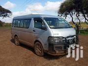 Toyota Hiace 2006 Gray Silver | Buses & Microbuses for sale in Nairobi, Nairobi South