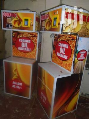 Cooking Oil ATM