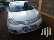 New Nissan Note 2011 1.4 White | Cars for sale in Nairobi, Nairobi Central