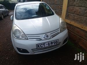 New Nissan Note 2011 1.4 White