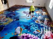 3D AND COLOR EPOXY FLOORS | Building & Trades Services for sale in Kisumu, Kisumu North