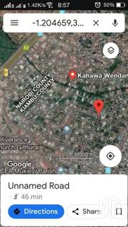 PLOT 50 X 100 Kahawa Wendani 600 Mtrs From T/S Highway | Land & Plots For Sale for sale in Nairobi, Nairobi Central