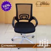 A Nice Secretarial Clerical Lower Back Mesh Office Chair | Furniture for sale in Nairobi, Woodley/Kenyatta Golf Course