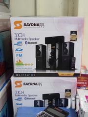 Sayona 3.1 Woofer Model SHT 1130BT With 15000watts Bluetooth | Audio & Music Equipment for sale in Nairobi, Nairobi Central