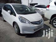 Honda Fit 2012 Automatic White | Cars for sale in Mombasa, Shanzu