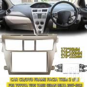 Toyota Belta Radio Frame/Console/Fascia For Double Din Radio | Vehicle Parts & Accessories for sale in Nairobi, Nairobi Central