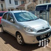 Nissan March 2012 Silver   Cars for sale in Nairobi, Kasarani