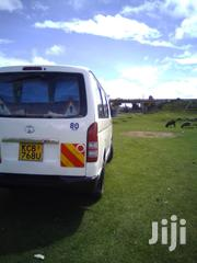 Toyota HiAce 2008 White | Buses for sale in Nakuru, Naivasha East