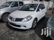 Nissan Tiida 2011 1.6 Visia White | Cars for sale in Mombasa, Shimanzi/Ganjoni
