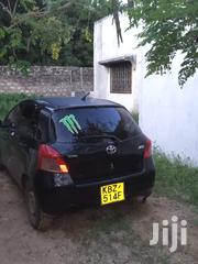 Toyota Vitz 2007 Blue | Cars for sale in Mombasa, Mji Wa Kale/Makadara