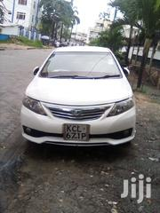 Toyota Allion 2010 White | Cars for sale in Mombasa, Tudor