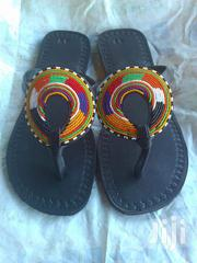 Beaded Beach Sandals   Shoes for sale in Nairobi, Mowlem