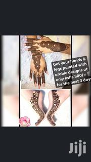 Heena Application Done | Health & Beauty Services for sale in Mombasa, Shimanzi/Ganjoni