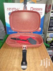 Granite Double Sided Grill Pan | Kitchen & Dining for sale in Nairobi, Nairobi Central