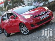 Toyota Ractis 2012 Red | Cars for sale in Nairobi, Kilimani
