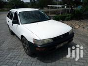 Toyota Corolla 2002 White | Cars for sale in Nakuru, Hells Gate