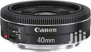 Brand New Original Canon 40mm F2.8 STM | Photo & Video Cameras for sale in Nairobi, Nairobi Central