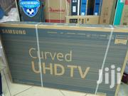 Samsung Curved Smart Tv 65"
