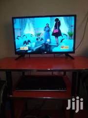 "Detron Led 24"" T.V And LG Dvd On Sale. 