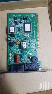 Read B4 U Call 1pc Telephone Pci Card (Network Adaptor) | Computer Hardware for sale in Nairobi, Nairobi Central