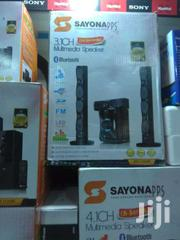 Sayona 3.1 With Bluetooth Tall Boys FM Usb | TV & DVD Equipment for sale in Nairobi, Nairobi Central