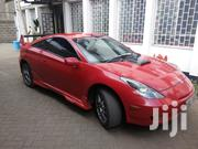 Toyota Celica 2003 Red | Cars for sale in Nairobi, Embakasi