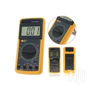 Digital Multimeter LCD AC/DC Ammeter Resistance | Measuring & Layout Tools for sale in Nairobi, Nairobi Central