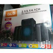 Gld G841 Deep Bass With Bluetooth/Fm/Usb/Aux 4.1 Speaker System | Audio & Music Equipment for sale in Nairobi, Nairobi Central