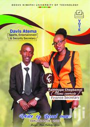 Campaign Designs & Posters | Computer & IT Services for sale in Nyeri, Ruring'U