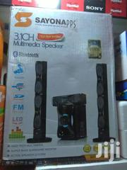 Sayona 3.1 Tall Boy Series With Bluetooth | TV & DVD Equipment for sale in Nairobi, Nairobi Central