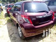 Toyota Vitz 2013 Red | Cars for sale in Mombasa, Tudor