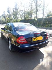 Mercedes-Benz E200 2003 Blue | Cars for sale in Nairobi, Karen