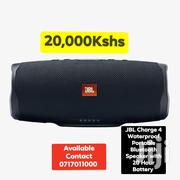 JBL Charge 4 Waterproof Portable Bluetooth Speaker | Audio & Music Equipment for sale in Mombasa, Mji Wa Kale/Makadara