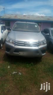 Toyota Hilux 2017 Workmate Silver   Cars for sale in Nairobi, Nairobi Central
